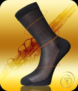 Silk and cotton Socks for men