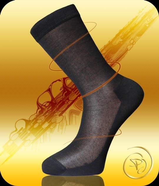 chaussette en soie et coton pour homme. Black Bedroom Furniture Sets. Home Design Ideas