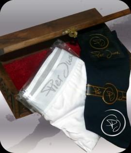 coffret cadeau boxer et chaussettes Pier Juan e928bd1639f2